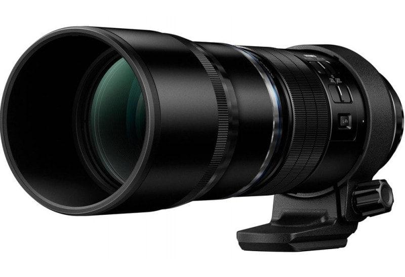 Olympus M.Zuiko Objetivo Digital 300mm f/4 IS PRO (estabilizado)
