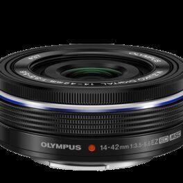 Objetivo Olympus M.Zuiko Digital 14-42mm Ultracomp. zoom motorizado Negro
