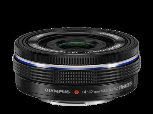 Objetivo - Olympus M.Zuiko Digital  14-42mm Ultracomp. zoom motorizado Negro   V314070BE000