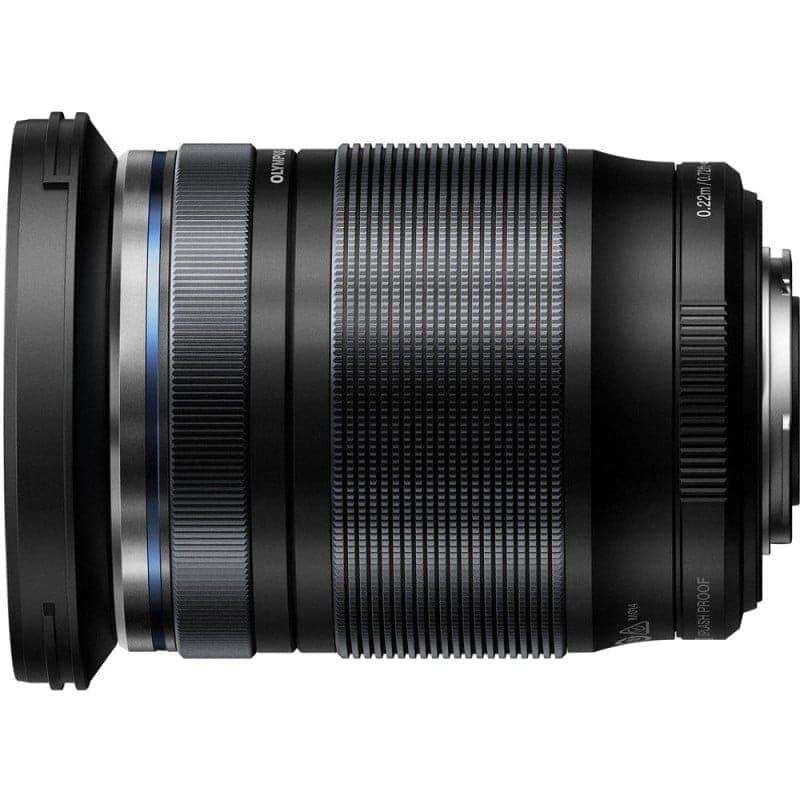 Olympus M.Zuiko Objetivo Digital ED 12-200mm f/3:5-6.3 Negro
