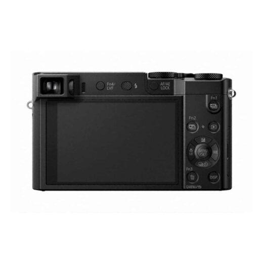 Camara Compacta - Panasonic Lumix TZ100EG-K Negra con Funda y Bateria (sds)   DMC-TZ100EGK