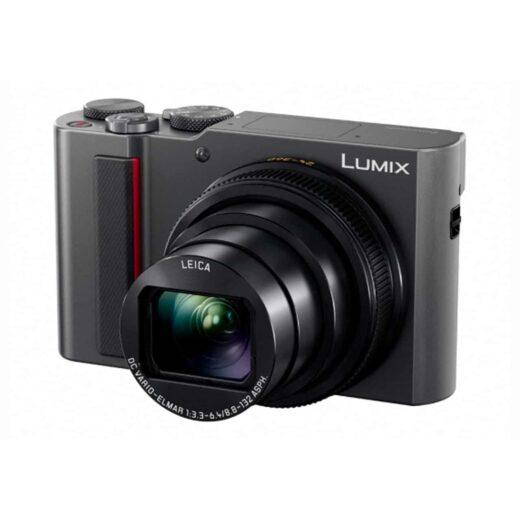 Camara Compacta - Panasonic Lumix TZ200EG-S Plata (sds) | DC-TZ200EG-S