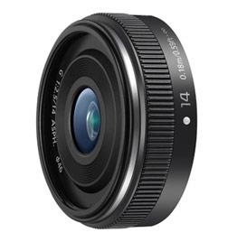 Objetivo - Panasonic 14mm F2.5 | H-H014AE-K