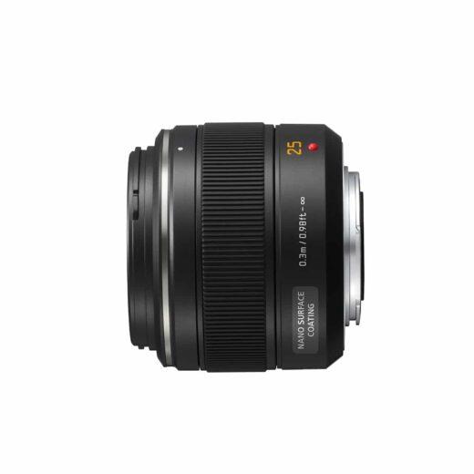 Objetivo - Panasonic 25mm F1.4 46mm Leica   H-X025E