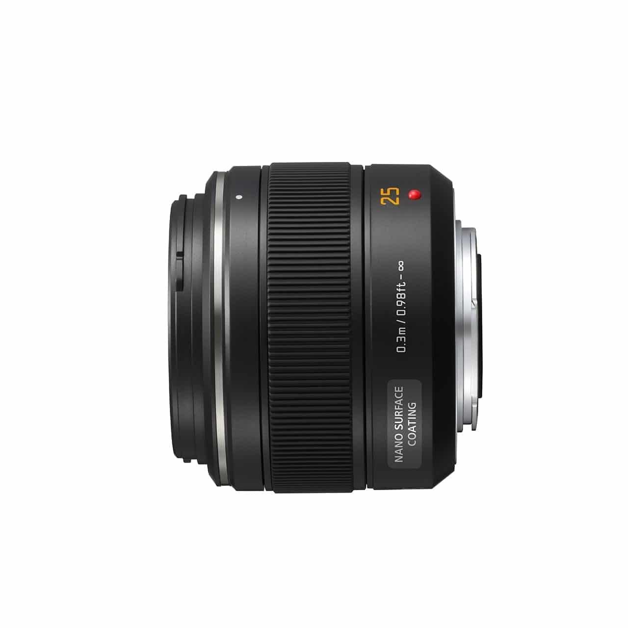 Panasonic Objetivo 25mm f/1.4 46mm Leica