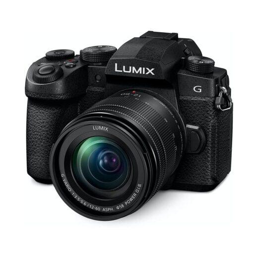 Cámara Evil Panasonic Lumix G90MEC-K Negra Obj. 12-60mm + Trípode SHGR1(sds) | DC-G90MEC-K