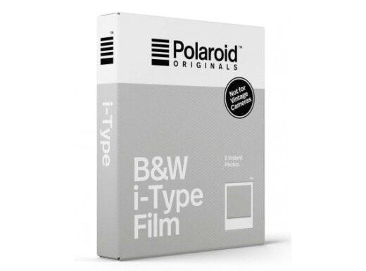 Pelicula Instant - Polaroid i-Type Blanco y Negro 8 Fotos | 6001