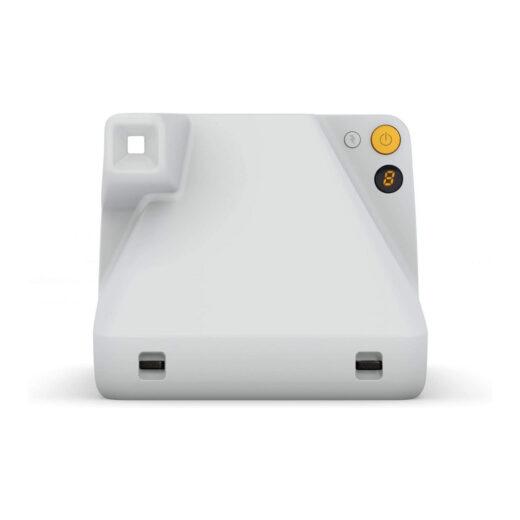 Camara Instantanea - Polaroid Now Blanca con Bipack i-Type   6025