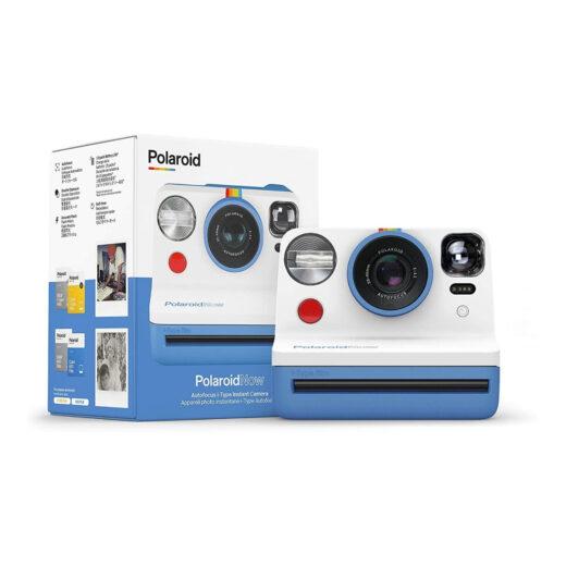 Cámara Instantánea Polaroid Now Azul | 9030