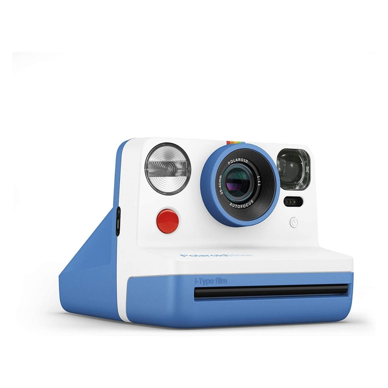 Polaroid Now Cámara Instantánea Azul