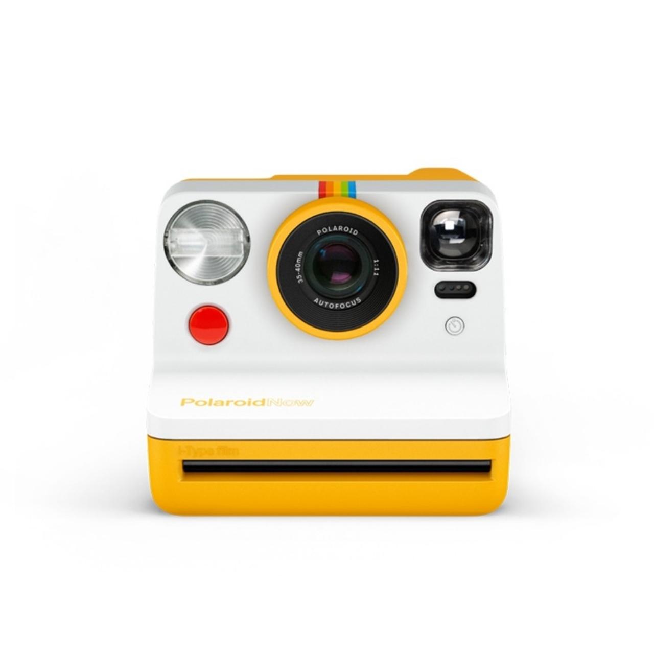 Polaroid Now Cámara Instantánea Amarillo