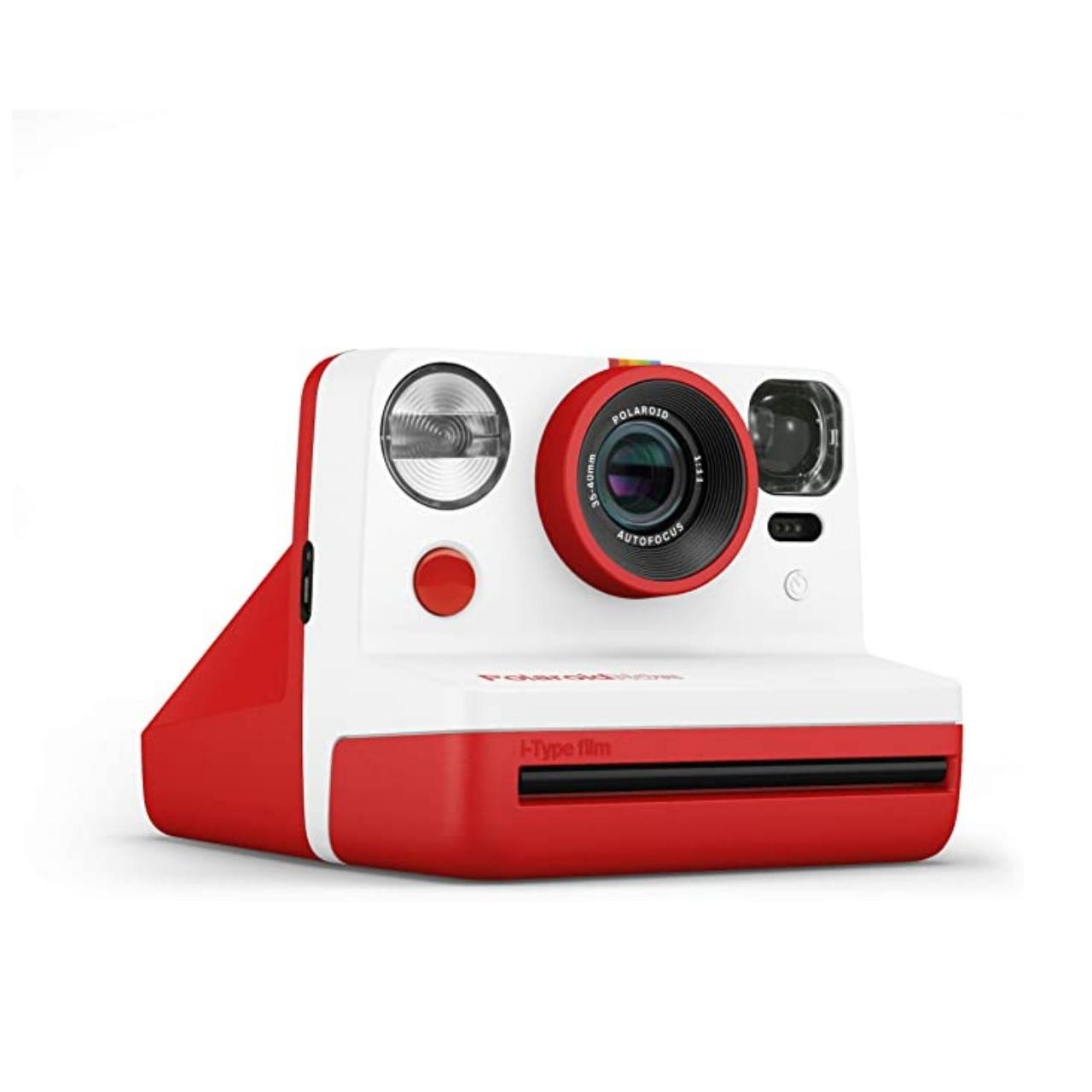 Polaroid Now Cámara Instantánea Roja