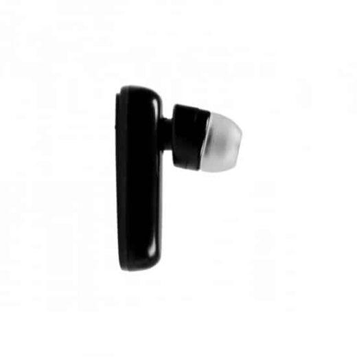 Auricular Bluetooth - SBS interno con argolla sujeción y BT v2.0 + EDR Negro | TE0CBH80K