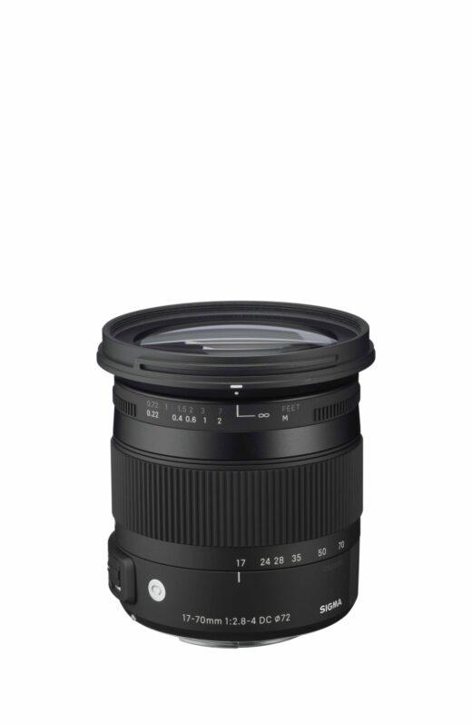 Objetivo - Sigma Canon  17-70mm F2.8-4 DC Macro OS | SIAU430