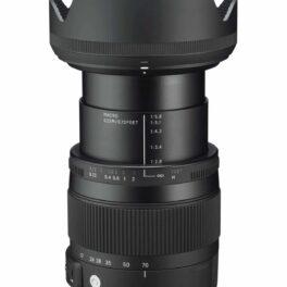 Objetivo Sigma Canon 17-70mm f/2.8-4 DC Macro OS