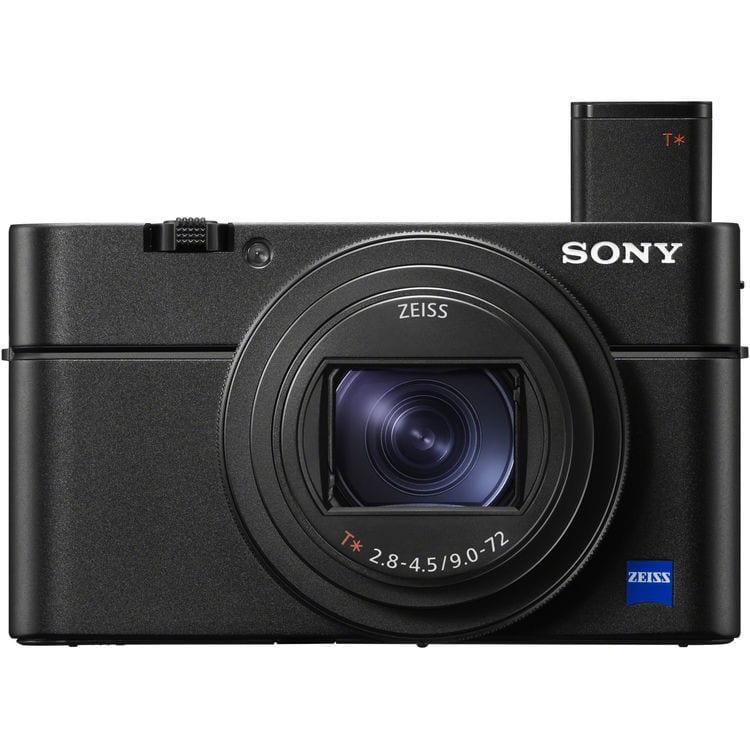 Sony Cámara Compacta DSC-RX100 M6 Negra