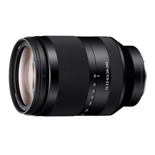 Objetivo Sony f/E 24-240mm f/3.5-6.3 OSS | SEL24240.SYX