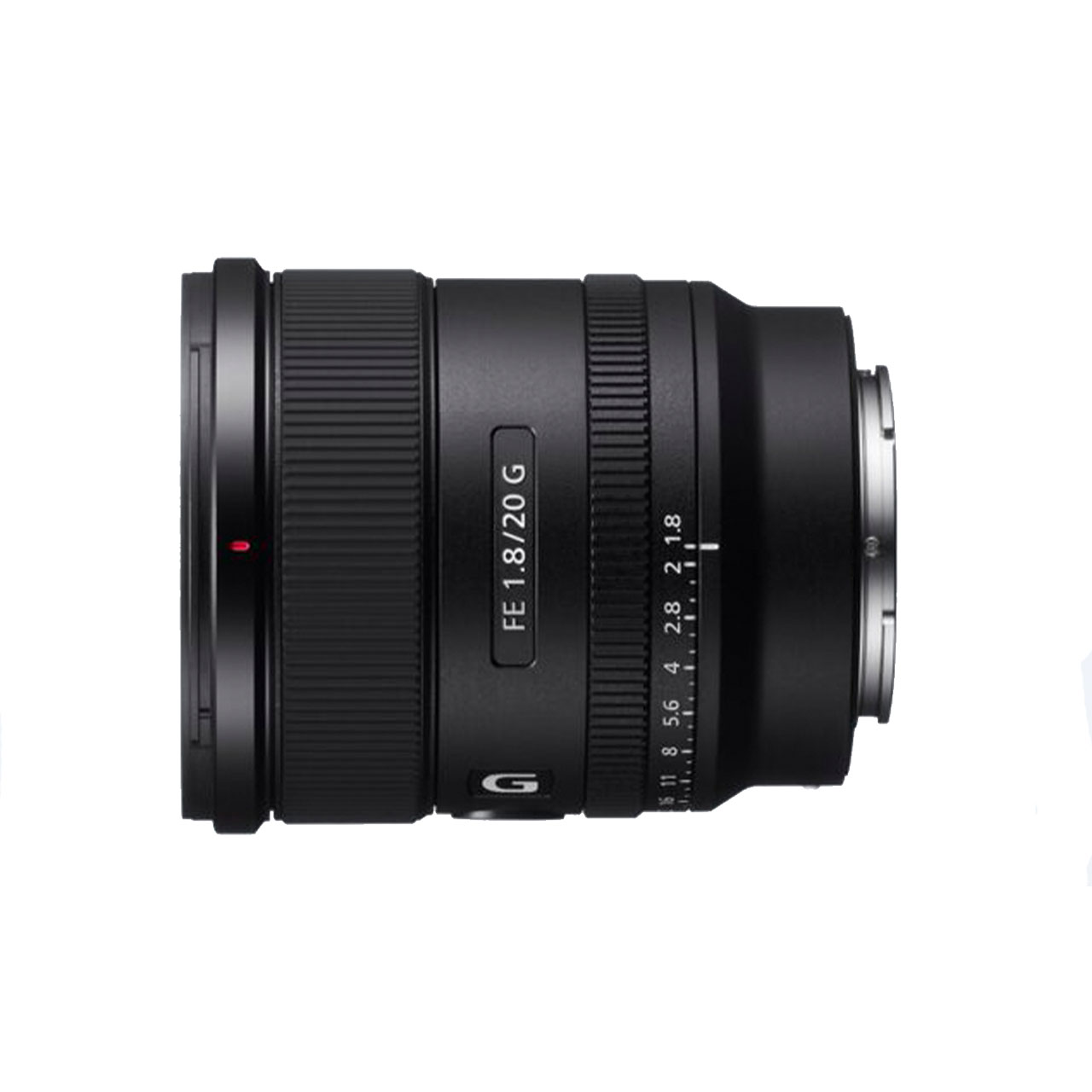 Sony Objetivo FE 20 mm f/1.8 G