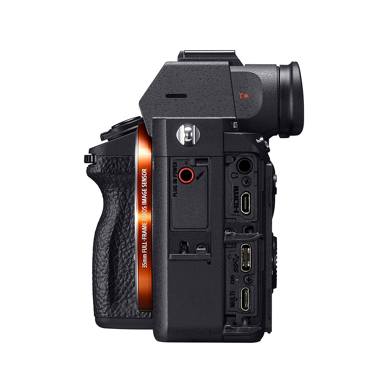 Sony Cámara Evil Alpha 7M III ILCE-7M3B Negra Cuerpo