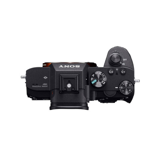 Cámara Evil Sony Alpha 7M III ILCE-7M3B Negra Cuerpo | ILCE7M3B.CEC