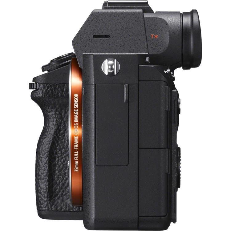 Sony Cámara Evil Alpha 7M III ILCE-7M3KB Negra Obj. 28-70 mm