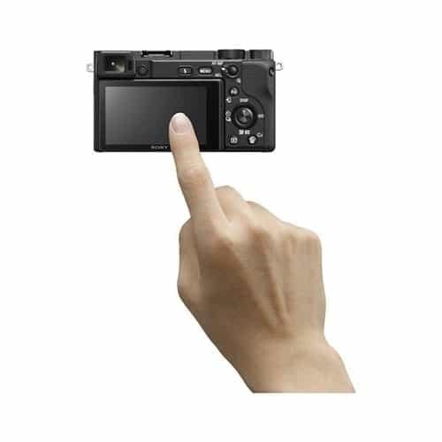 Sony Cámara Evil Alpha ILCE-6400B Cuerpo