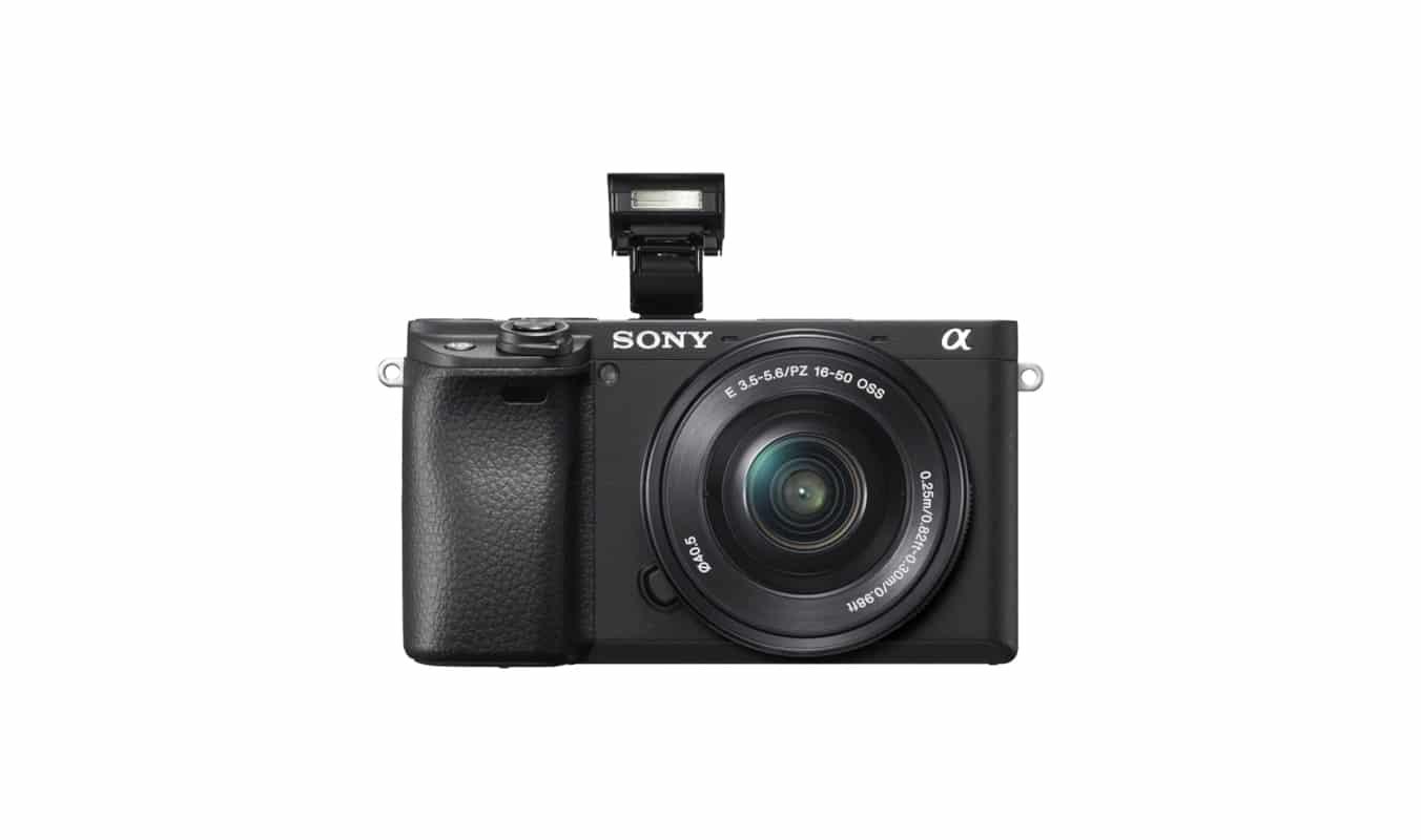 Sony Cámara Evil Alpha ILCE-6400LB Obj. 16-50mm F3.5-5.6 OSS