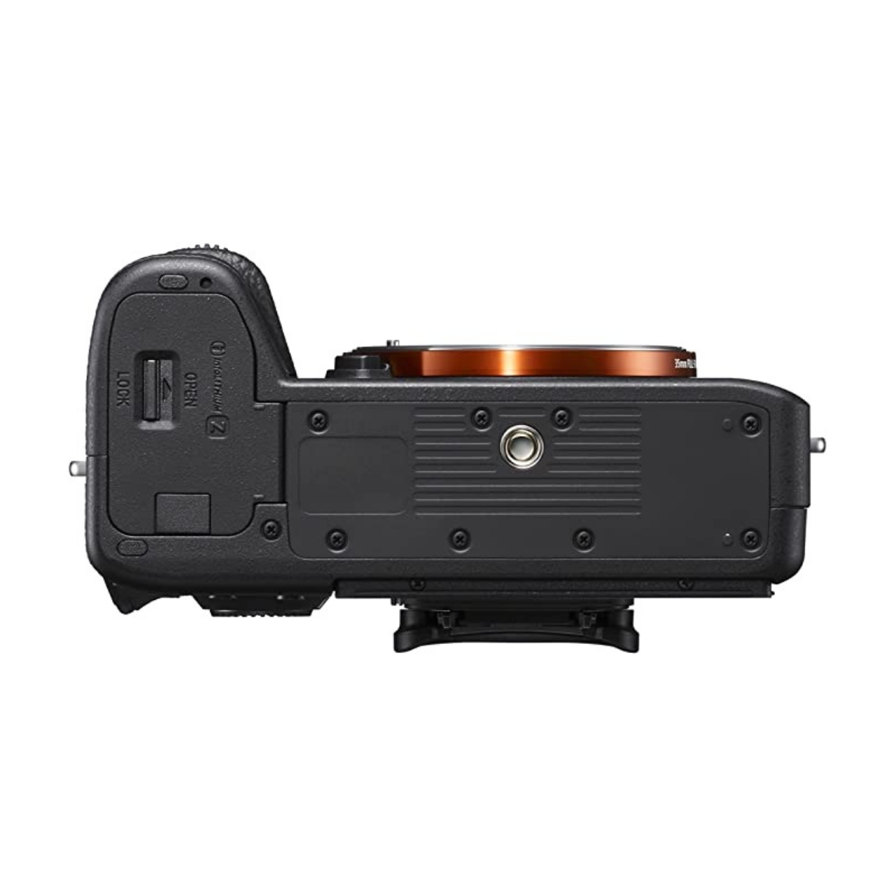 Sony Cámara Evil Alpha 7M III ILCE-7M3GBDI Negra Obj. 24-105 mm F4 G OSS