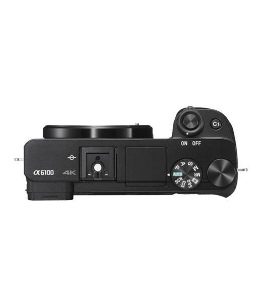 Camara Evil - Sony Alpha ILCE-6100YB Negra Obj. 16-50 +55-210mm OSS | ILCE6100YB.CEC