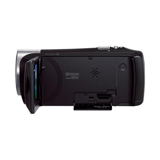 Cámara Video Sony Handycam Flash HDR-CX240EB Negra | HDRCX240EB.CEN