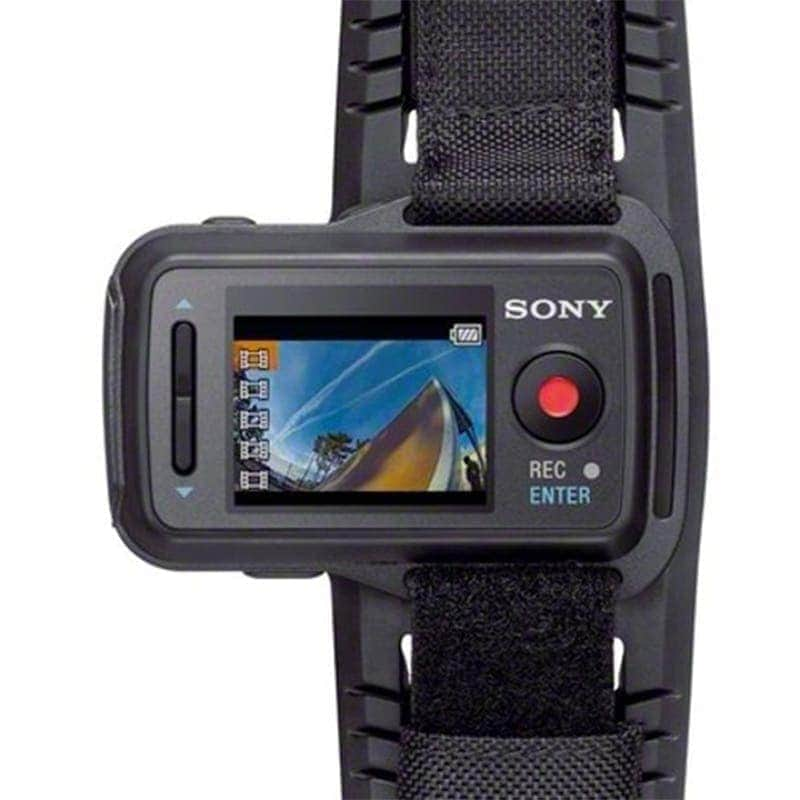 Sony Cámara Video Aventura HDR-AS200VR Action Cam Blanca