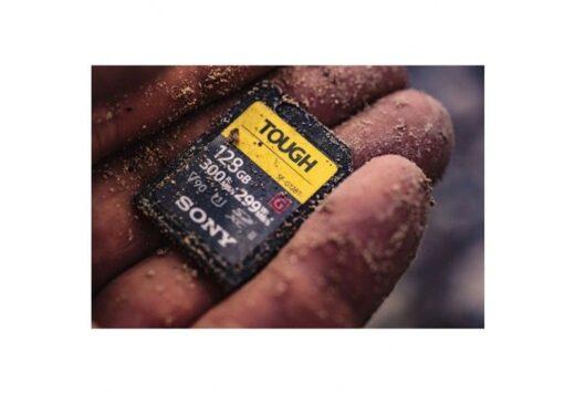 Tarjeta Memoria SDXC   64Gb Sony Tough Prof. UHS-II R300 W299 V90 C10 | SF64TG