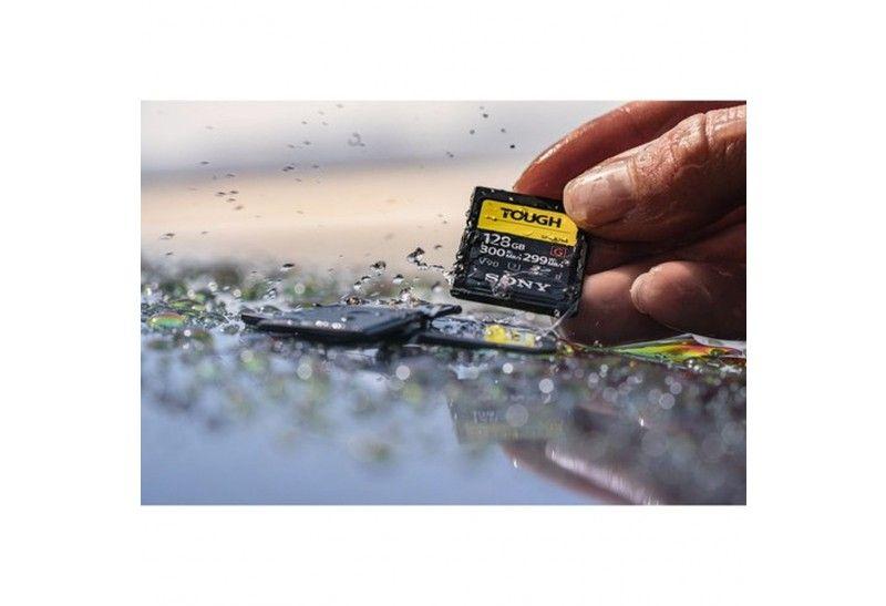Sony Tarjeta Memoria SDXC   32Gb Sony Tough Prof. UHS-II R300 W299 V90 C10