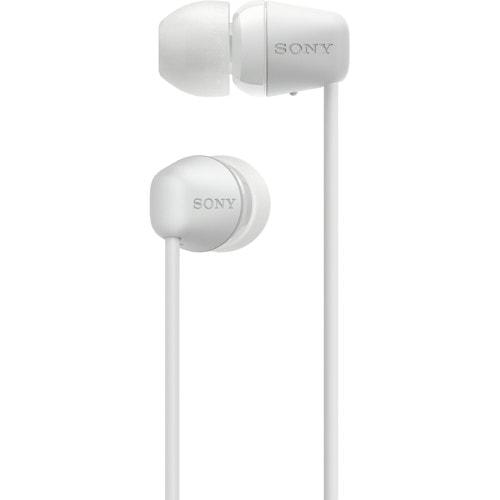 Sony Auricular Bluetooth WI-C200W Blanco, autonomía 15 h