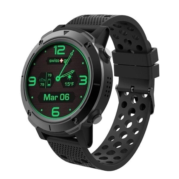 Swiss+Go Smart Bracelet Coira Pantalla 0,96 Pulg. Táctil