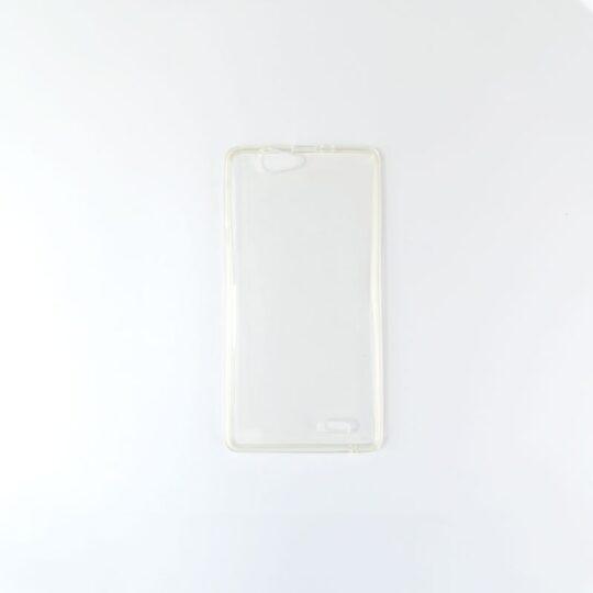 Swiss+Go Funda Smartphone de Silicona para Cygnus XXL