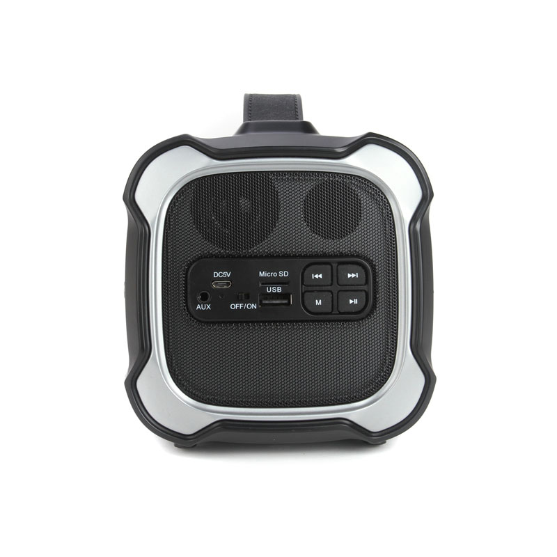 Swiss+Go Altavoz Bluetooth Portátil Ara P20
