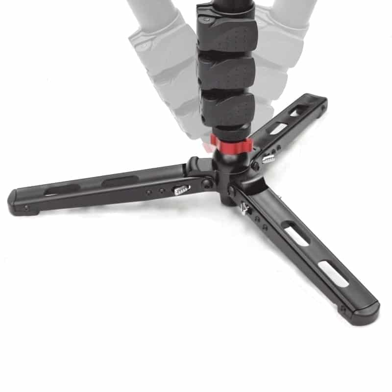 Monopié Swiss+Pro MA-50 Video Elite Aluminio + Rótula