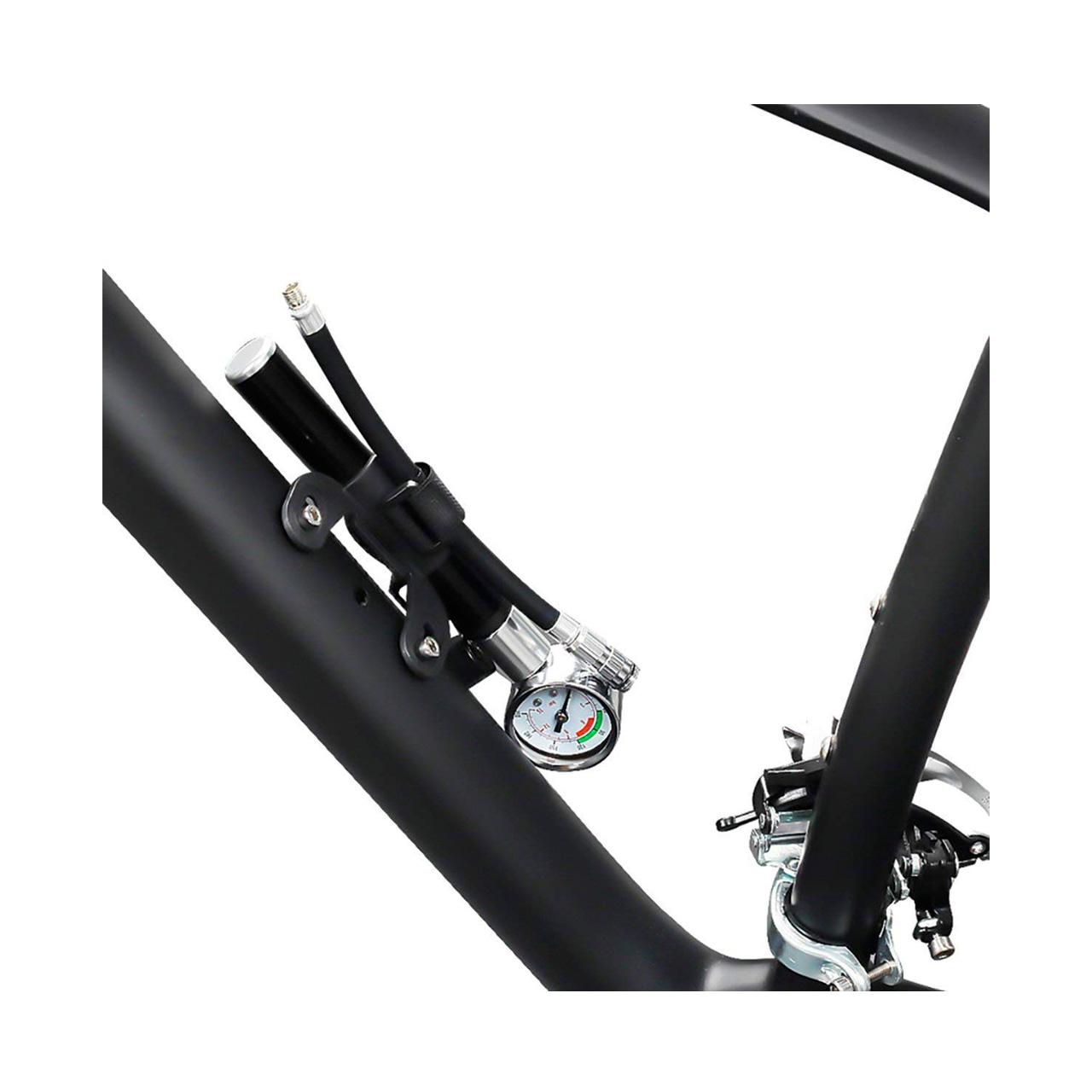 Swiss+Go Accesorio Movilidad Eléctrica ZM032 Bomba de aire para hinchar ruedas