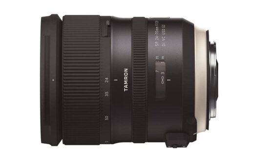 Objetivo Tamron Canon SP 24-70mm | T81065
