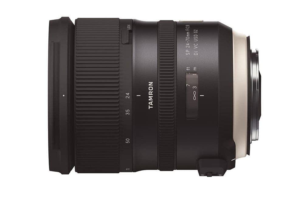 Tamron Objetivo para Canon SP 24-70mm