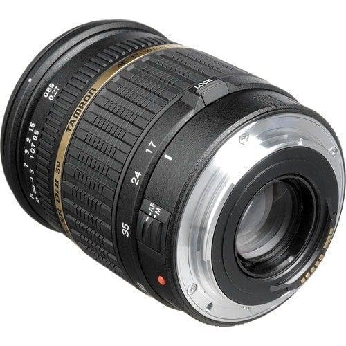 Objetivo - Tamron Nikon II SP AF   17-50mm | T80095