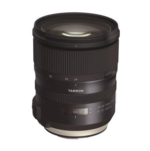 Objetivo Tamron Nikon SP 24-70mm   T81066