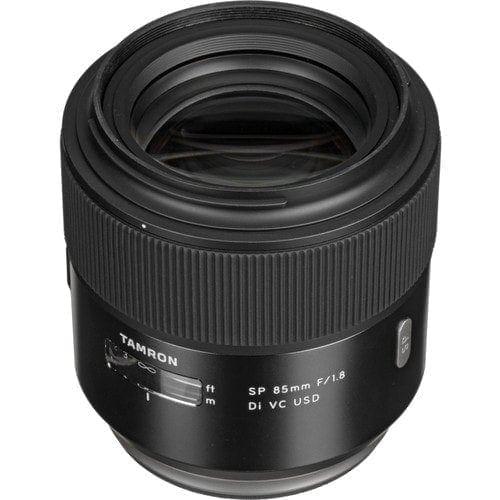 Objetivo - Tamron Canon SP AF    85mm | T81096