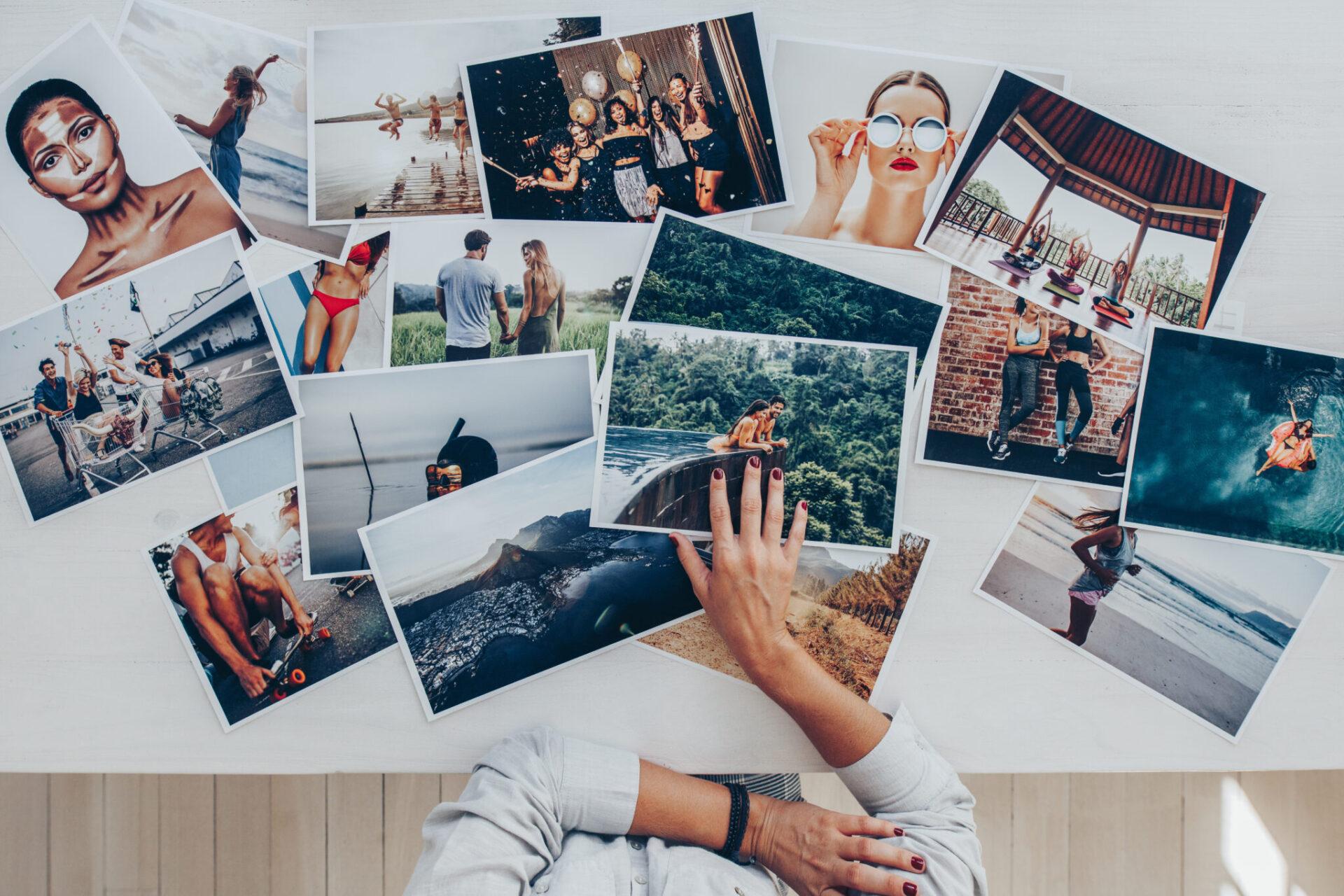 Imprimir fotos con marcos DNP
