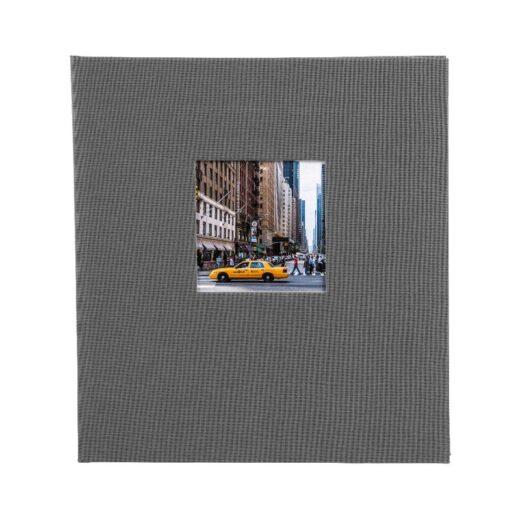 Album de Pegar Goldbuch 30x31 cm Bella Vista Gris 60 h negras Espiral | 27945
