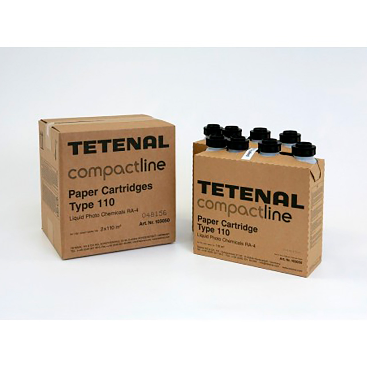 Tetenal Químico RA Agfa Dlab 1 y 2 Type 110