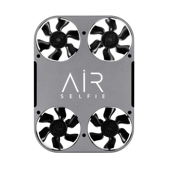 Dron Airselfie 2 Negro + funda piel, 98,5x71,2x13,6mm, 80 gr.