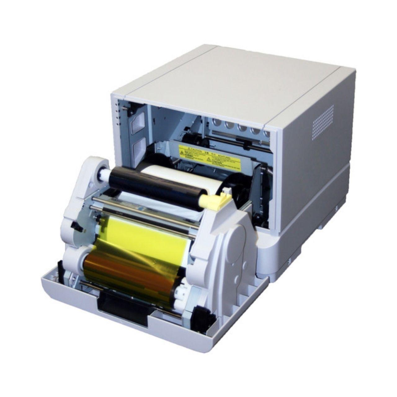 DNP DS-RX1 HS Impresora + Software de Kiosco y Foto carnet