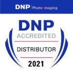 "Kiosco DNP DS T4 Lite terminal de pedidos 21,5"" + SnapLab Pro Software"